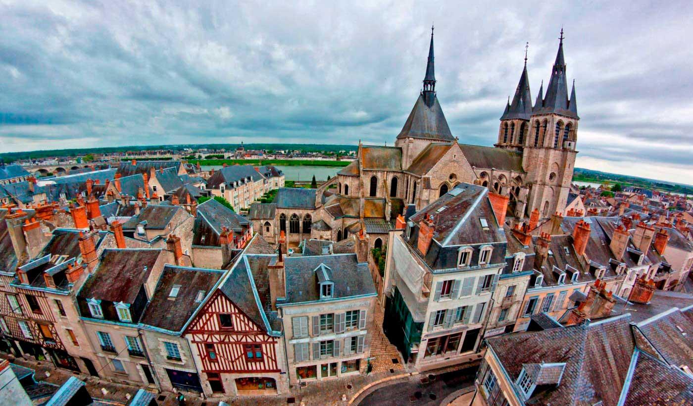 Appart 39 tourisme blois ch teaux de la loire h tel nouvelle g n ration blois centre historique - Office du tourisme loir et cher ...